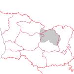 Güney Osetya Haritası