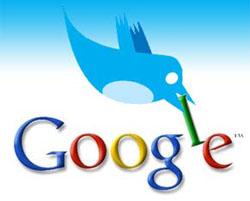 Google - Twitter