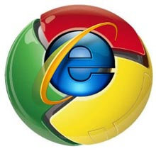 Google Chrome - Internet Explorer